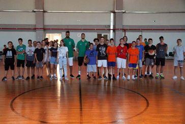 Ξεκίνησαν οι ακαδημίες μπάσκετ του ΑΟ Αγρινίου