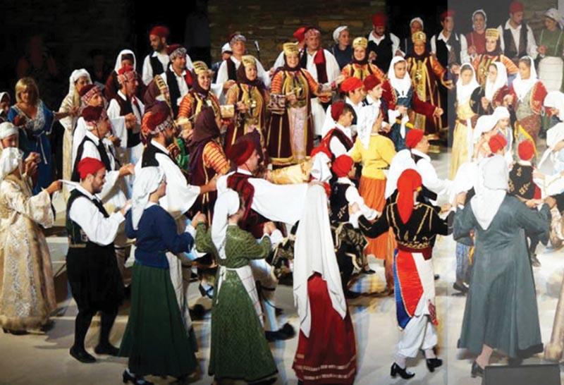 2ο Χορευτικό Παραδοσιακό Αντάμωμα την Τετάρτη στο Μοναστηράκι Βόνιτσας