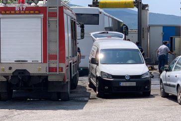 Μυστήριο με πτώμα σε λεωφορείο στο Αγρινιο