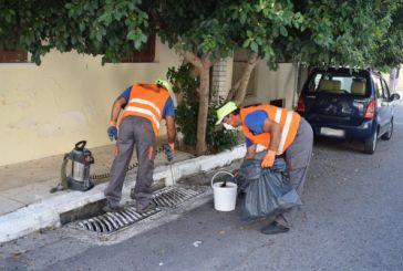 Συνδυαστικές εργασίες απεντόμωσης συνιστά στους καταστηματάρχες ο δήμος Αγρινίου