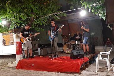 Εκδήλωση της ΚΝΕ στον Αστακό για τον αθλητισμό με ροκ συναυλία και λαϊκό γλέντι (φωτο)
