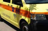 Ναύπακτος: Σοβαρός τραυματισμός ηλικιωμένου που παρασύρθηκε από δίκυκλο