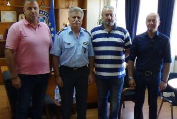 Η Ένωση Αστυνομικών Αιτωλίας στην Γενική Αστυνομική Διεύθυνση Δυτικής Ελλάδας