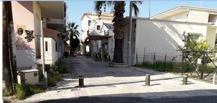 Kαταγγελία για τις μπάρες σε δρόμους του Μεσολογγίου