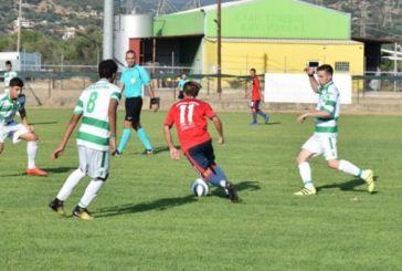 «Αποχαιρέτησε» από την πρώτη φάση του Κυπέλλου Ελλάδος ο Όμηρος Νεοχωρίου