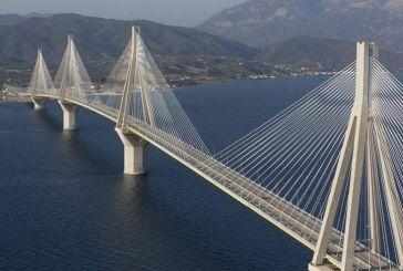 Ξεκινούν οι καλοκαιρινές εκπτωτικές διελεύσεις στη Γέφυρα Ρίου-Αντιρρίου το τριήμερο του Αγ. Πνεύματος