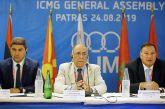 Στη Γενική Συνέλευση της ΔΕΜΑ συμμετείχε ο πρόεδρος της Ο.Ε. Νίκος Παπαδημάτος