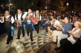 Επίσημη έναρξη του Διεθνούς Φεστιβάλ Παραδοσιακών Χορών με 300 χορευτές στο κέντρο του Αγρινίου (φωτο)