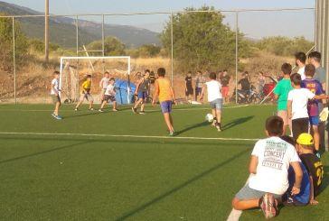 Αθλητικές εκδηλώσεις της ΚΝΕ στο Καινούργιο – Τη δευτέρα στον Αστακό (φωτο)
