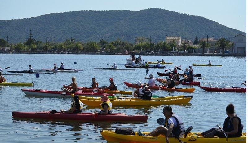 """Στις 31 Αυγούστου το """"Lagoon Challenge 2019"""" στη λιμνοθάλασσα Μεσολογγίου – Αιτωλικού"""