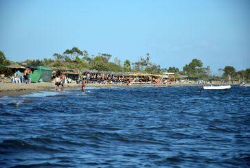 Οι κατάλληλες για κολύμβηση ακτές της Αιτωλοακαρνανίας