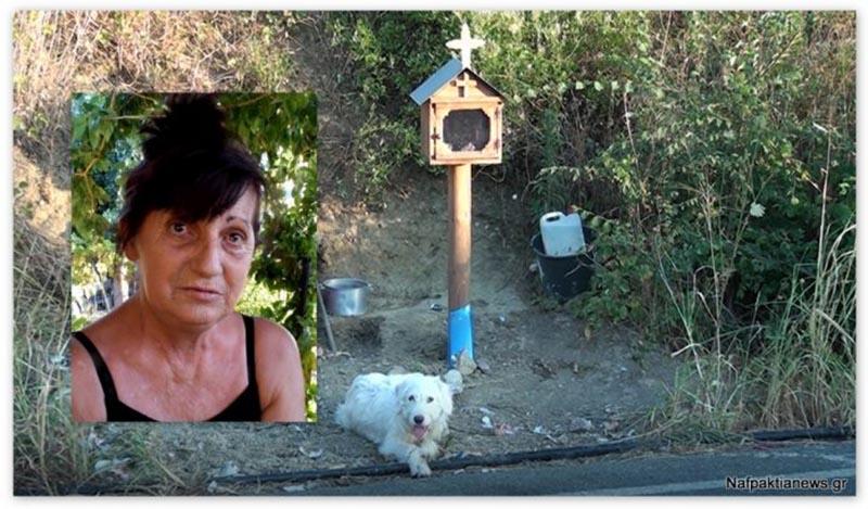 """Συγκινεί η μάνα του αδικοχαμένου ιδιοκτήτη του """"Χάτσικο της Ναυπακτίας"""" (video)"""