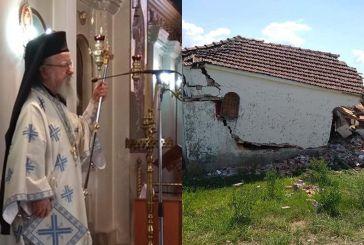 «Κανέναν δεν θα κατηγορήσουμε –  Να ανοικοδομήσουμε πάλι τον Ιερό Ναό του Αγίου Νικολάου»