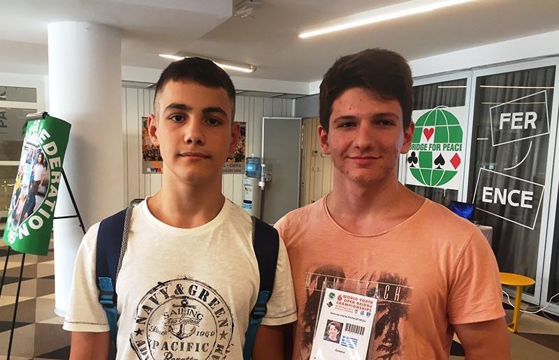 Ο Αγρινιώτης Ιάσονας Παπασπύρου 4ος στο Παγκόσμιο Πρωτάθλημα Νέων Μπριτζ
