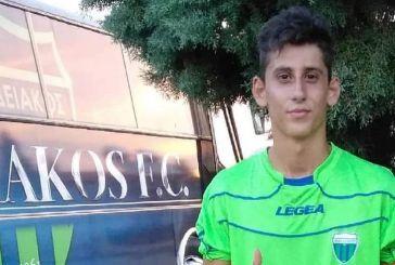 Παίκτης της ΑΕΜ ο Κωνσταντίνος Παναγιωτόπουλος