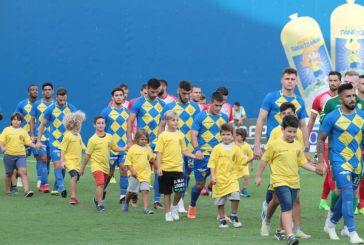 Παναιτωλικός: Χωρίς Ντουάρτε, Ρομάν και Μαρσιάλ με ΑΕΚ
