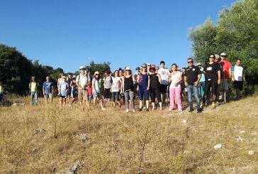 """""""Παπαδάτου 2019"""": Με μεγάλη συμμετοχή ο περίπατος στη λίμνη Αμβρακία (φωτο)"""