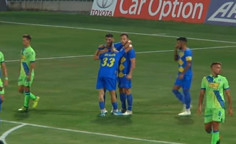 Τα στιγμιότυπα της εκτός έδρας φιλικής νίκης του Παναιτωλικού στην Τρίπολη (video)