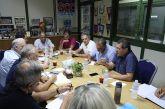 Σύσκεψη Οργανωτικής Επιτροπής, Δήμου Πατρέων και Αστυνομίας για τους Μεσογειακούς Αγώνες