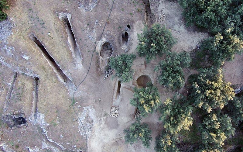 Ιστορική ανακάλυψη στη Νεμέα – Στο «φως» δύο ασύλητοι τάφοι