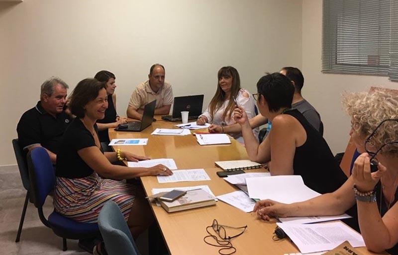 Συνάντηση εταίρων της Περιφέρειας και του Πανεπιστημίου Πατρών στο πλαίσιο του έργου TAGs