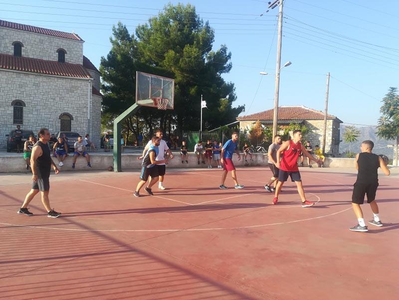 Πλούσιο θέαμα στο τουρνουά μπάσκετ 3×3 στην Παπαδάτου Ξηρομέρου (φωτο)