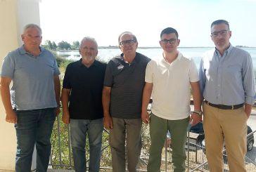 Συνάντηση του ΦΔ Λιμνοθάλασσας – Ακαρνανικών με τον νεοεκλεγέντα Δήμαρχο Ξηρομέρου