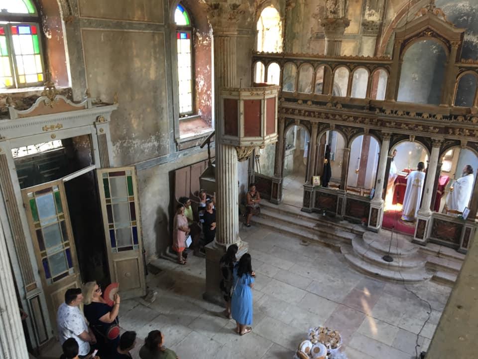 Βασιλόπουλο Ξηρομέρου: Μετά από 43 χρόνια θεία λειτουργία στο παλιό χωριό (φωτο)