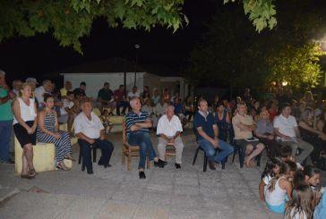 Με συμμετοχή η συνέλευση κατοίκων στη Χρυσοβίτσα Ξηρομέρου