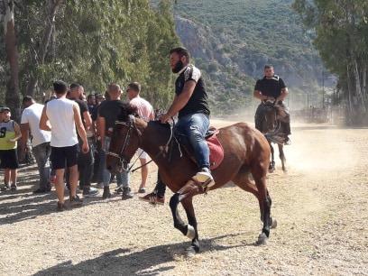 Βόνιτσα: Πλούσιο θέαμα στους 11ους ιππικούς αγώνες