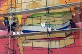 Αγρινιώτες ζωγράφοι σε μεγάλα…ύψη (βίντεο)