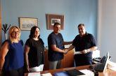 Προσφορά από το «Άτροπον» στο Κοινωνικό Ιατρείο του δήμου Αγρινίου