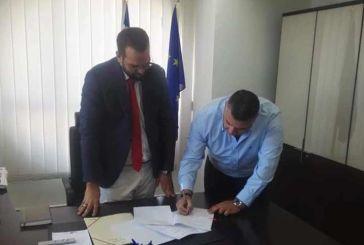 Ανέλαβε Εκτελεστικός Γραμματέας της Περιφέρειας ο Αγρινιώτης Γιώργος Σύρμος