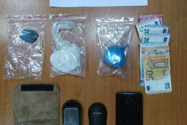 Σάλος στην Αμφιλοχία: 46χρονος πιάστηκε με κοκαΐνη