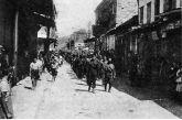Ανήμερα του Σταυρού, 14 Σεπτεμβρίου 1944,  στο Αγρίνιο