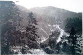 Η Εθνική Οδός Αγρινίου-Καρπενησίου πριν τον Άγιο Βλάση αρχές του '50