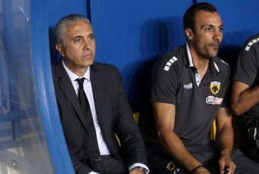 Αλεξόπουλος: Ο σημερινός αγώνας ήταν πολύ δύσκολος
