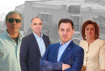 Οι νέοι αντιδήμαρχοι του δήμου Ακτίου-Βόνιτσας