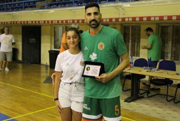 Με επιτυχία στέφθηκε το 2ο τουρνουά «Μαργαρίτα Σαπλαούρα» (φωτο)