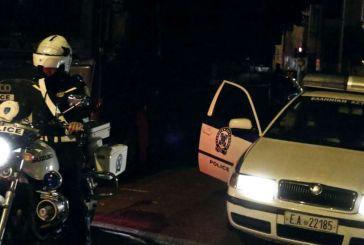 Σκηνικό αστυνομικής ταινίας  σε Οινιάδες και Αιτωλικό