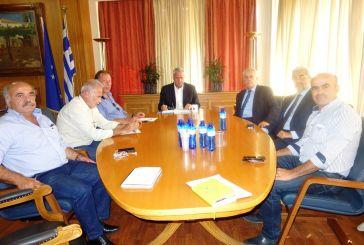 Συνάντηση  Βορίδη με Ε.Δ.Ο.Ε.: Στα χέρια της Διεπαγγελματικής η εθνική στρατηγική για το ελαιόλαδο