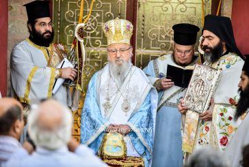 """Αιτωλίας Κοσμάς: """"Ο Ι.Ν. Αγίου Παντελεήμονα Κυψέλης λάμπει και κοσμεί την Ιερά Μητρόπολη"""""""