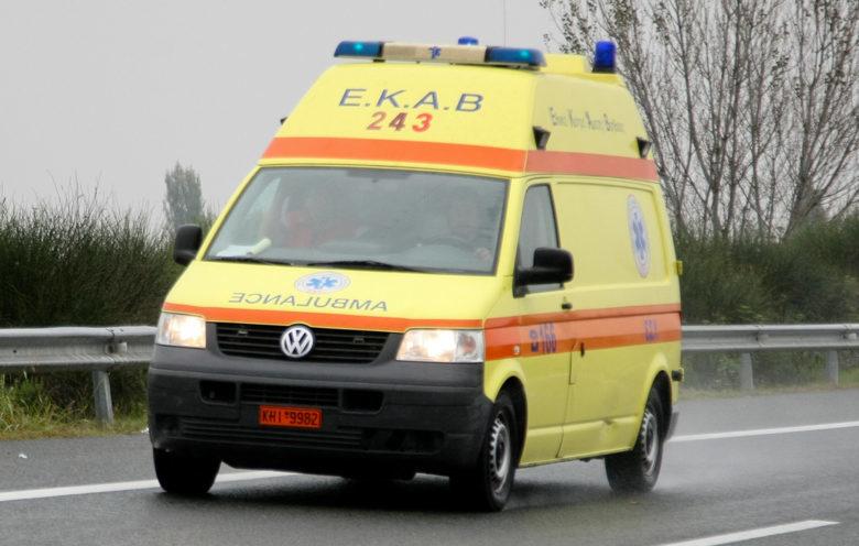 41χρονος τραυματίας σε εκτροπή οχήματος στο δρόμο Αστακός-Μύτικας