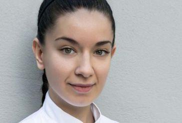 Μία νεαρή σεφ από την Αιτωλοακαρνανία σε διαγωνισμό γαστρονομίας στη Βαρκελώνη (φωτο)