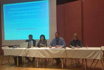 Ν. Φαρμάκης: ανοίγει ο δρόμος για την ανάπλαση του πάρκου Αγρινίου και τέσσερα ακόμη έργα