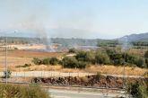 Μπαράζ νέων πυρκαγιών στην Αιτωλοακαρνανία (φωτο)