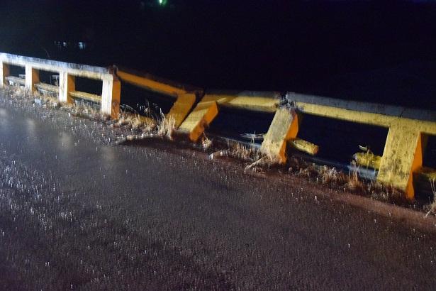 Οδηγοί περισσότερη προσοχή στη Γέφυρα Αβόρανης