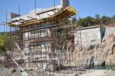 Προχωρούν τα έργα για τη νέα γέφυρα Τέμπλας (φωτό-βίντεο)