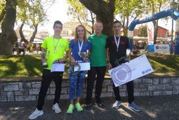"""Πρωτιές για Αγρινιώτες αθλητές στο 13ο """"Ioannina Lake Run"""""""