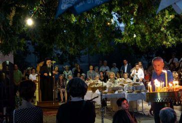 Το Αγρίνιο τίμησε τον Νεομάρτυρα Άγιο Ιωάννη τον Βραχωρίτη (φωτο)